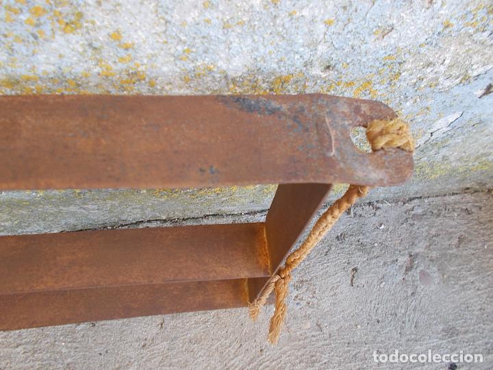 Antigüedades: ANTIGUA LADRILLERA CON REMACHES ( L - 2 ) - Foto 2 - 94345194