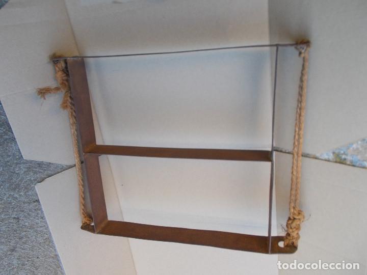 Antigüedades: ANTIGUA LADRILLERA CON REMACHES ( L - 2 ) - Foto 3 - 94345194