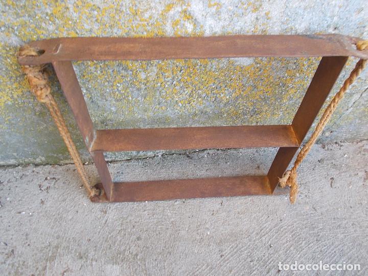 Antigüedades: ANTIGUA LADRILLERA CON REMACHES ( L - 2 ) - Foto 5 - 94345194