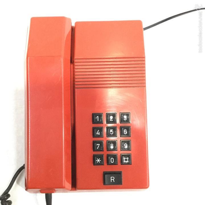 TELÉFONO ALCATEL TEIDE (Antigüedades - Técnicas - Teléfonos Antiguos)