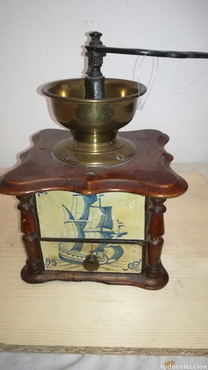 MOLINILLO (Antigüedades - Técnicas - Molinillos de Café Antiguos)