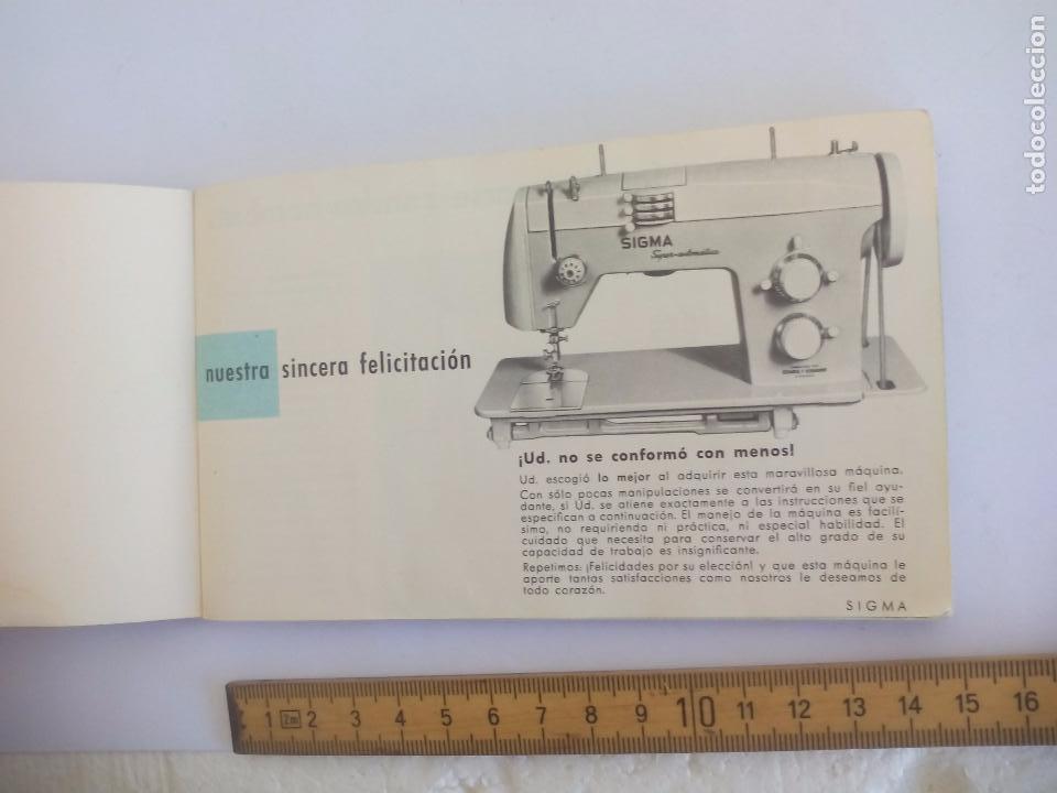 Antiguo Libro Manual Instrucciones De Maquina D Vendido En Venta Directa 94596295