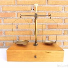 Antigüedades: BALANZA DE PRECISIÓN . Lote 94715875