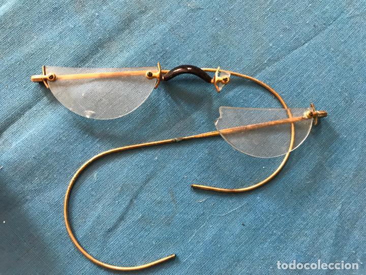 Antigüedades: Antiguas gafas años 30 - Ver fotos - Foto 2 - 94813555