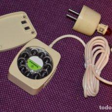 Teléfonos: LOTE DE ÚTILES TELÉFONOS DE TELEFÓNICA - ANTIGUOS - VINTAGE - MIRA LAS FOTOS PARA MÁS DETALLE. Lote 94895043