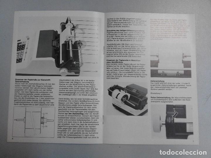 Antigüedades: INTRUCCIONES DE USO DE SALDADORA DE CARRO OLYMPIA - Foto 4 - 94991051