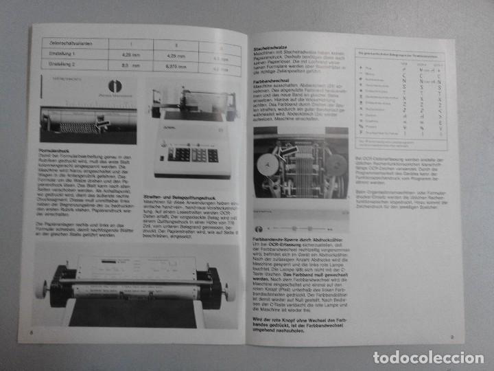 Antigüedades: INTRUCCIONES DE USO DE SALDADORA DE CARRO OLYMPIA - Foto 5 - 94991051