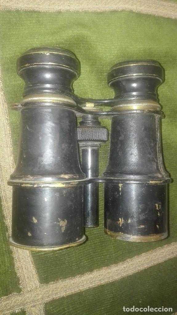 BINOCULARES ANTIGUOS (Antigüedades - Técnicas - Instrumentos Ópticos - Binoculares Antiguos)