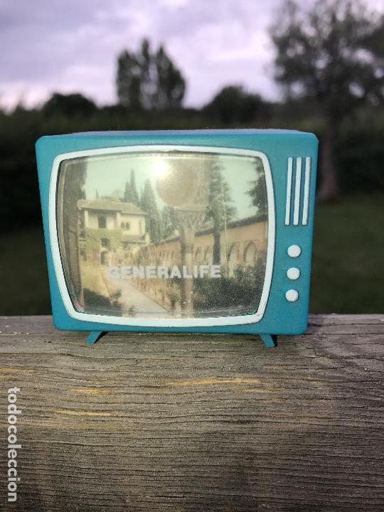 AVILA, SORIA, ASTORGA,BURGOS Y GENERALIFE.TELEVISIONES DE VISIONES DE LAS CIUDADES AÑOS 60 (Antigüedades - Técnicas - Aparatos de Cine Antiguo - Visores Estereoscópicos Antiguos)