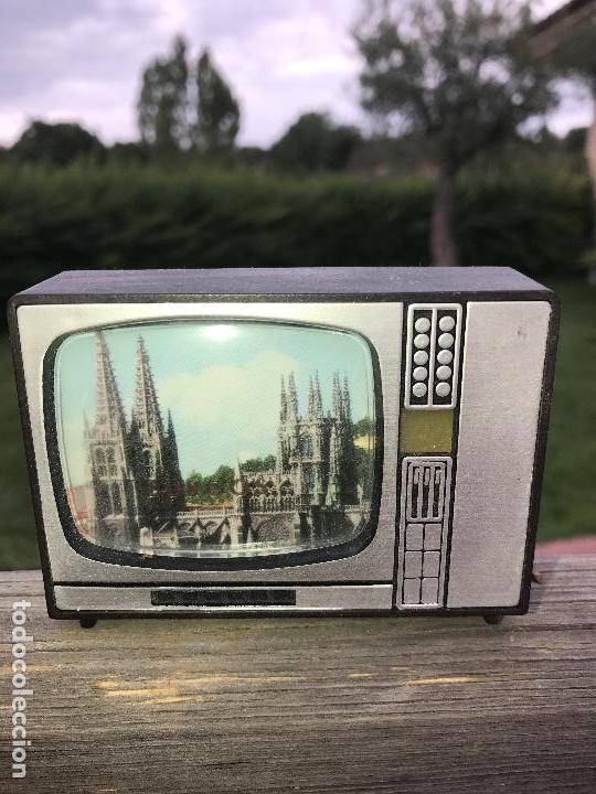 Antigüedades: Avila, Soria, Astorga,Burgos y Generalife.Televisiones de visiones de las ciudades años 60 - Foto 3 - 95098139