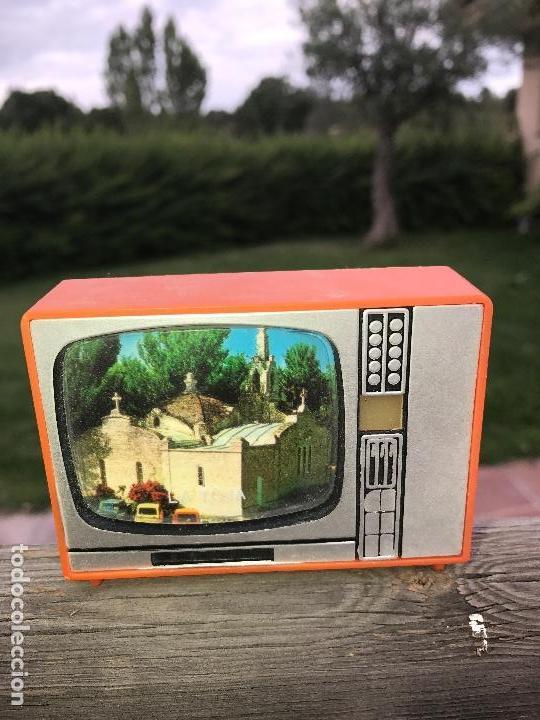 Antigüedades: Avila, Soria, Astorga,Burgos y Generalife.Televisiones de visiones de las ciudades años 60 - Foto 4 - 95098139