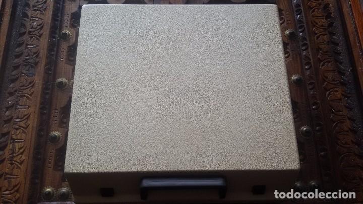Antigüedades: maquina escribir olympia traveller de luxe - Foto 8 - 95393643