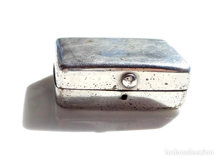 Antigüedades: MAQUINILLA DE AFEITAR DESMONTABLE - Foto 7 - 95398287