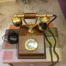 Teléfonos: TELEFONO ALEMAN ANTIGUO LYON.PRECIOSO. Lote 95441763