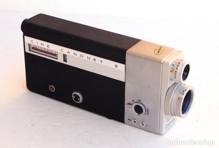 Antigüedades: *1956/1963* • Agfa MOVEX 88L Movexar f1.9 + CINE CANONET 8 Canon Zoom lens f1.8 - Foto 4 - 95496195