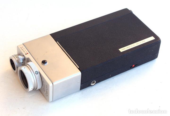 Antigüedades: *1956/1963* • Agfa MOVEX 88L Movexar f1.9 + CINE CANONET 8 Canon Zoom lens f1.8 - Foto 6 - 95496195