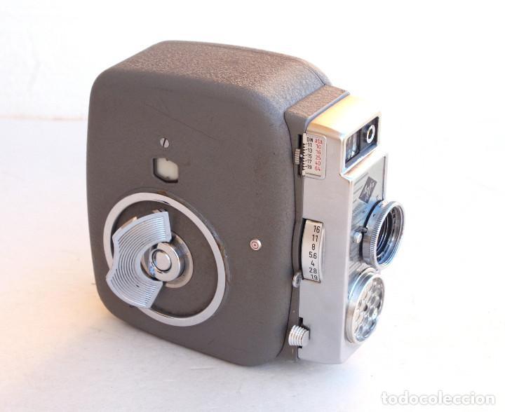 Antigüedades: *1956/1963* • Agfa MOVEX 88L Movexar f1.9 + CINE CANONET 8 Canon Zoom lens f1.8 - Foto 9 - 95496195