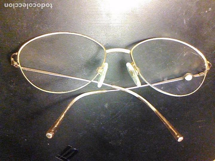 f680f613d2 10 fotos ANTIGUAS GAFAS CHANEL ORO 20 MC GRADUADAS (Antigüedades - Técnicas  - Instrumentos Ópticos - Gafas ...