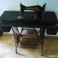 Antigüedades: ANTIGUA MÁQUINA DE COSER. Lote 95787751