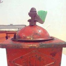 Antigüedades: ANTIGUO MOLINILLO CAFE ELMA ANTIGUO ORIGINAL. Lote 95788695