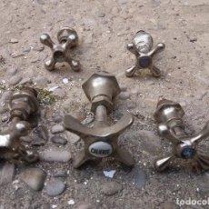 Antigüedades: MANILLAS DE GRIFOS ANTIGUOS. Lote 95807047