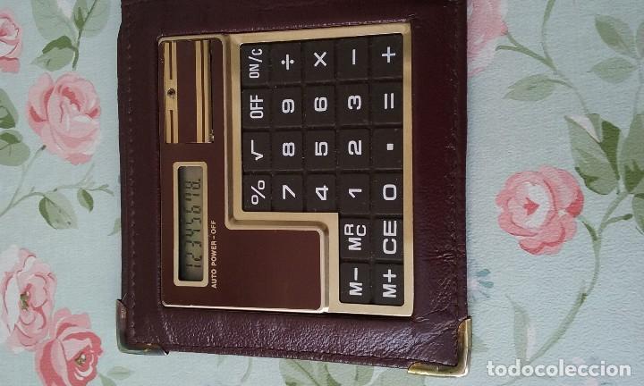 Antigüedades: Antigua calculadora - Foto 2 - 95910507