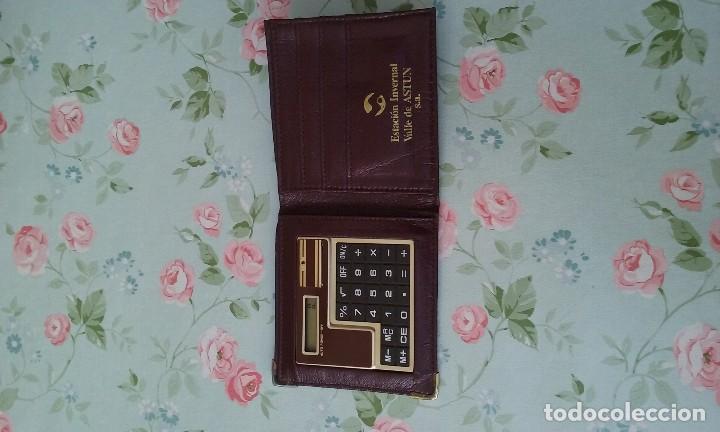 Antigüedades: Antigua calculadora - Foto 3 - 95910507