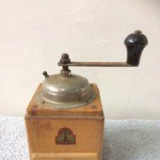 Antigüedades: MOLINILLO DE CAFÉ ALEMÁN. Lote 95982464