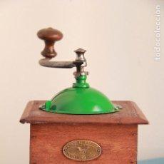 Antigüedades: ANTIGUO MOLINILLO DE CAFE PEUGEOT. MODELO R TALLA 3. 1910-1936. Lote 96073551