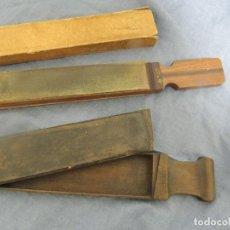 Antigüedades: AFILADORES DE NAVAJA 2 UDS. Lote 96331455