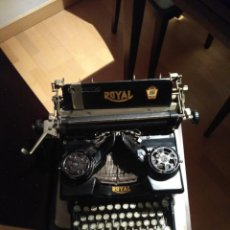Antigüedades: ROYAL TYPEWRITER CON. IN. N.Y. Lote 96341843