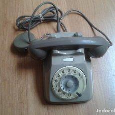 Teléfonos: TELÉFONO ANTIGUO ITALIANO - FUNCIONA - TONALIDADES GRIS -- AÑOS 60. Lote 96372111