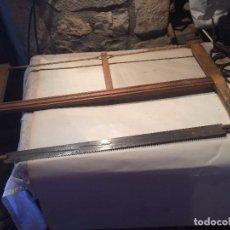 Antigüedades: ANTIGUO SERRUCHO / SIERRA DE ARCO EN MADERA AÑOS 30-40 . Lote 96383343