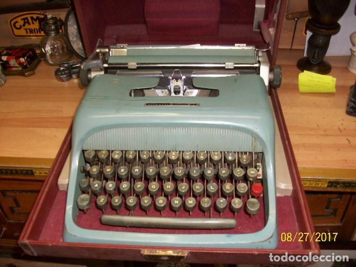 MAQUINA DE ESCRIBIR OLIVETTI STUDIO 44 (Antigüedades - Técnicas - Máquinas de Escribir Antiguas - Olivetti)
