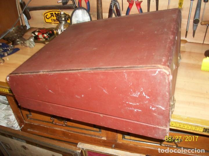 Antigüedades: MAQUINA DE ESCRIBIR OLIVETTI STUDIO 44 - Foto 4 - 96434843