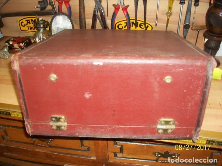 Antigüedades: MAQUINA DE ESCRIBIR OLIVETTI STUDIO 44 - Foto 5 - 96434843