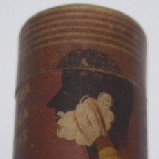 Antigüedades: ANTIGUO ENVASE DE CARTÓN PARA BARRA DE JABÓN DE AFEITAR KALIA. Lote 96464263