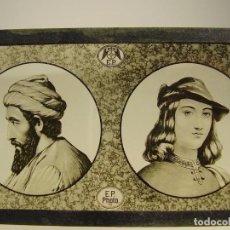 Antigüedades: PLACAS DE VIDRIO, 1920. Lote 96561943
