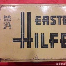 Antigüedades: BOTIQUIN DE COCHE HERSTE HILFE. Lote 96669375