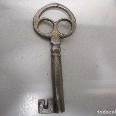 Antigüedades: ESPECIAL LLAVE ANTIGUA FORJA. Lote 96693455