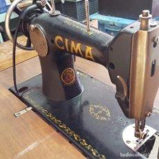 Antigüedades: MAQUINA DE COSER CIMA. Lote 96730883