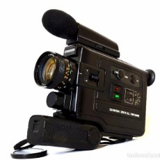 Antigüedades: VIDEOCÁMARA CHINON 30R XL DIRECT SOUND. Lote 127981204