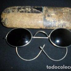 Antigüedades: ANTIGUAS GAFAS DE SOL. Lote 96810891