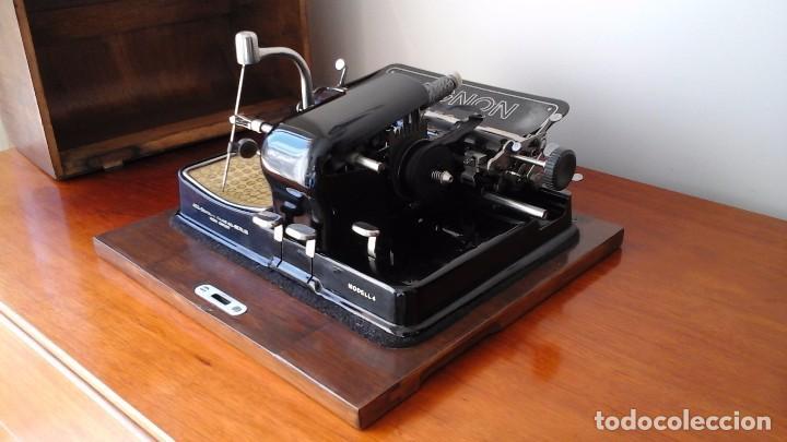 Antigüedades: Maquina de escribir Mignon, modelo 4. - Foto 2 - 185957721