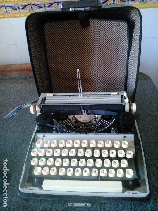 Antigüedades: Máquina de escribir - Foto 3 - 97010391