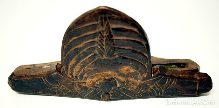Antigüedades: BALANZA PARA OPIO BIRMANA - S. XIX - Foto 2 - 97034411