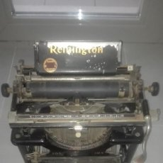 Antigüedades: MÁQUINA DE ESCRIBIR REMINGTON 10S.1910. Lote 97087267