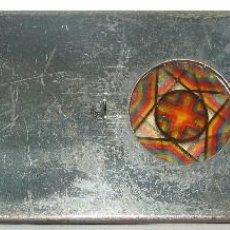 Antigüedades: INTERESANTE Y RARO CALEIDOSCOPIO EN METAL SIGLO XIX, ALEMANIA. Lote 97167851