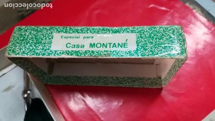 Antigüedades: MAQUINA DE CORTAR EL PELO CASA MONTANER - Foto 2 - 97196347