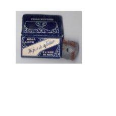 Antigüedades: HOJA DE AFEITAR **HOJA DE AFEITAR* CON SU HOJA ORIGINAL. Lote 105257758